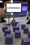 微软TechEd会议2012年 免版税图库摄影