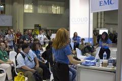 微软TechEd会议2012年 图库摄影
