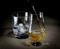 微量威士忌酒 免版税库存照片