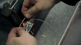 微集成电路生产工厂 技术进程 集合委员会 计算机专家 制造 工程 影视素材