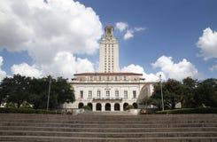 德克萨斯州大学奥斯汀分校 库存图片