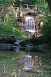 德国下部萨克森地区瀑布 免版税库存图片