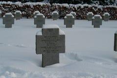 德国人CHILDRENï ¿ ½ S集体坟墓 免版税库存图片