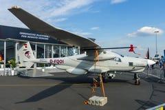 德国侦察机Stemme Q01-100 ( prototype) 免版税库存照片