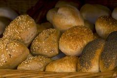 德国全麦面包 免版税库存图片