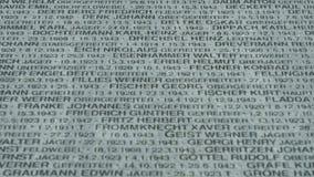 德国军事纪念公墓在俄罗斯 股票录像