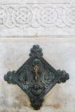 德国喷泉在Sultanahmet广场 免版税库存照片