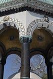 德国喷泉 库存照片