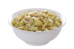 德国土豆沙拉 库存照片