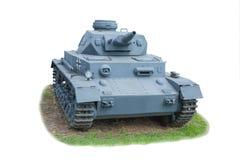 德国坦克第2次世界大战 免版税库存照片