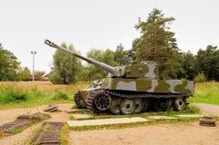 德国坦克 库存照片