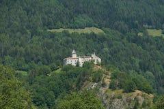 德国城堡 免版税库存图片