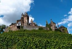 德国城堡 免版税图库摄影