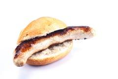 德国多味腊肠 免版税图库摄影