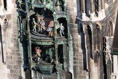 德国大厅慕尼黑城镇 库存照片