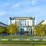 德国大臣官邸是为执行委员服务的一个联邦政府机关 免版税图库摄影