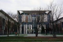 德国大臣官邸柏林 免版税库存图片