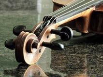德国小提琴 图库摄影