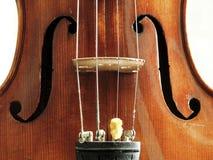 德国小提琴 库存照片