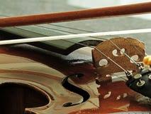 德国小提琴 免版税库存图片