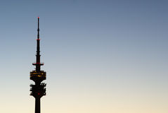 德国慕尼黑地平线 免版税库存照片