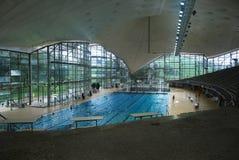 德国慕尼黑奥林匹克体育场 免版税图库摄影