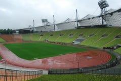 德国慕尼黑奥林匹克体育场 免版税库存照片