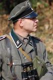 德国战士 库存照片