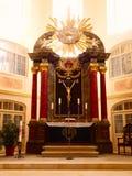 德国教会 库存照片