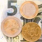 德国最低工资 库存图片