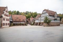 德国木屋 库存照片