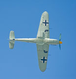 德国标号飞机 免版税库存图片
