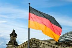 德国标志 库存图片