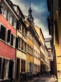 德国海得尔堡 库存照片