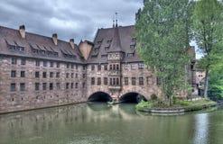 德国纽伦堡 库存照片