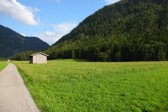 德国绿色 免版税库存图片