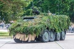 德国装甲车GTK拳击手 库存图片