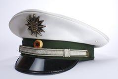 德国警察 免版税库存照片