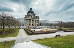 德国,慕尼黑 巴伐利亚办公室 库存照片