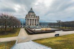 德国,慕尼黑 巴伐利亚办公室 库存图片