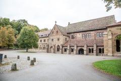 德国Cistercian修道院在Baden-Württemberg 图库摄影