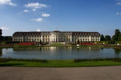 德国ludwigsburg宫殿 免版税图库摄影