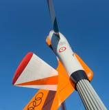 德国speyer 航空器和空间飞行陈列 库存图片