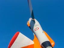德国speyer 航空器和空间飞行陈列 免版税图库摄影