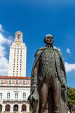 德州大学 免版税库存图片