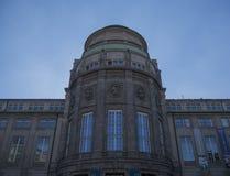 德意志博物馆在慕尼黑 免版税库存照片
