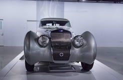 1937年德拉热D8 120 S Pourtout 免版税库存图片