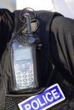德文郡和康沃尔郡警察收音机 免版税库存图片
