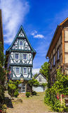 巴德温普芬,德国 免版税库存图片