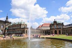 德累斯顿德国 库存图片